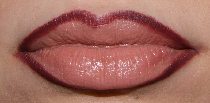 Image result for Using too much lip liner
