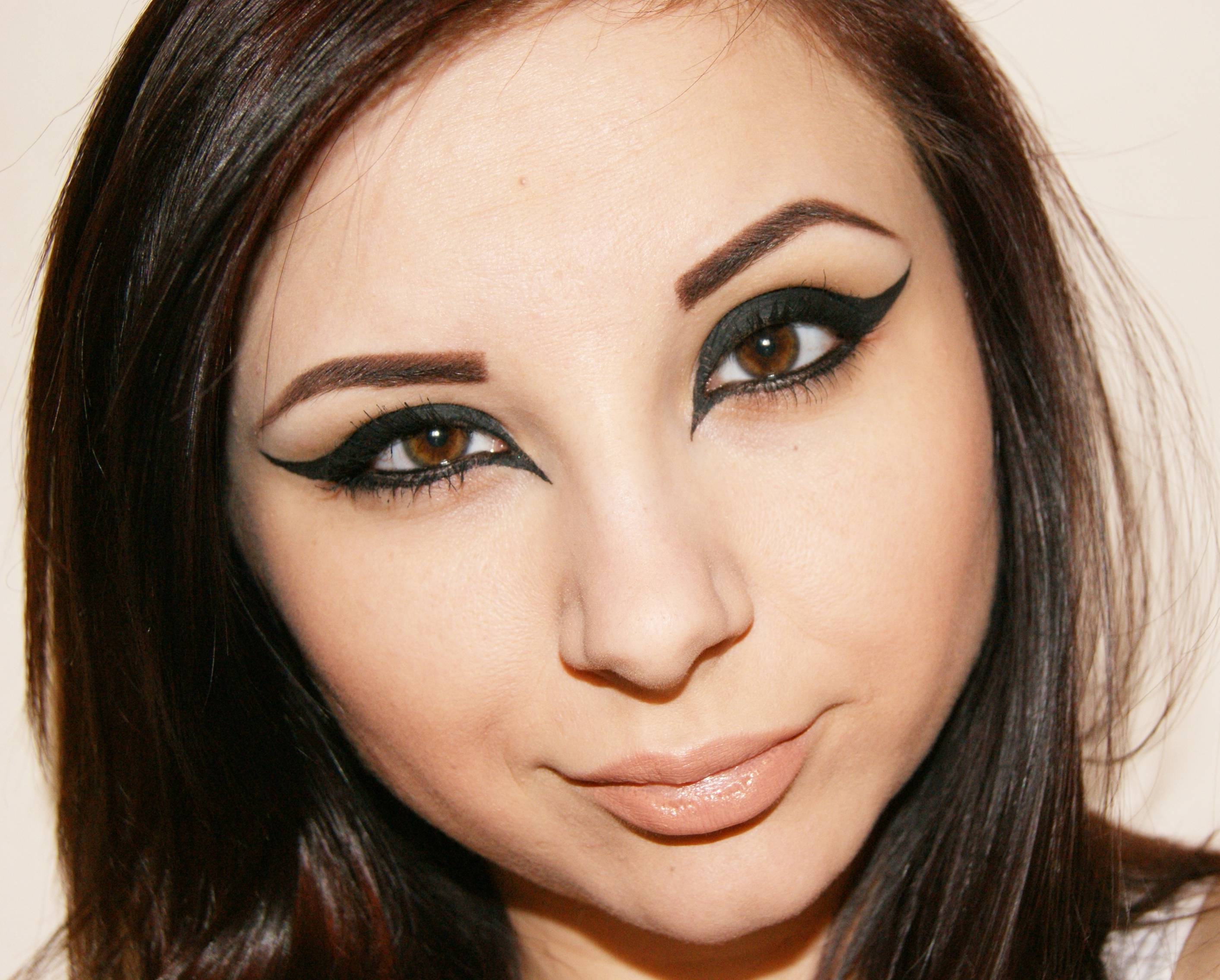 Eyeliner Cat Eye Fail