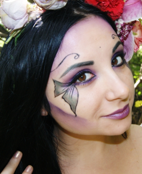 pixie fairy makeup
