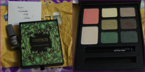 catrice arts collection palette