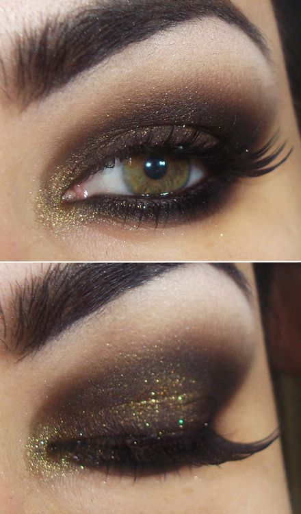 Hazel Eye Makeup And Eye Shadow For: Makeup Looks For Green And Hazel Eyes