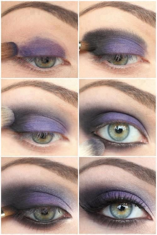 Makeup Looks For Green And Hazel Eyes
