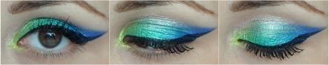 gradient makeup