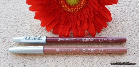 essence lip liners review