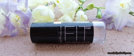maybelline fit me anti-shine stick review