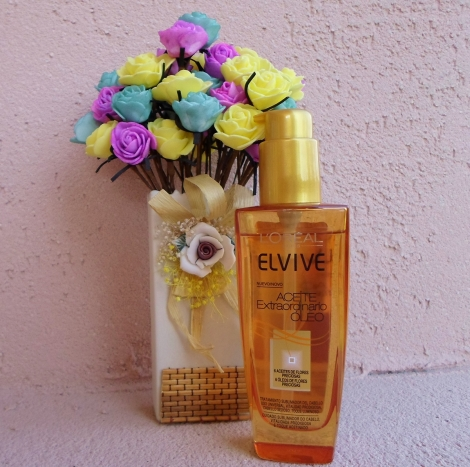 loreal elvive extraordinary oil review