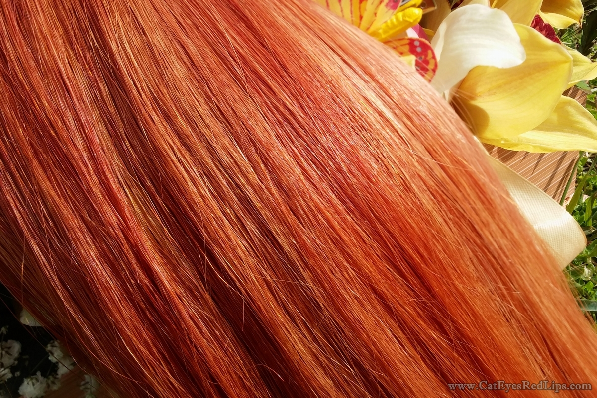 Can I Dye Hair Extensions Red Remy Indian Hair