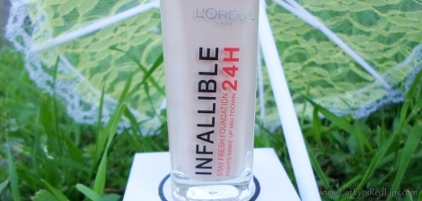 infallible 24h foundation review