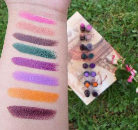 makeup revolution lipstick collection