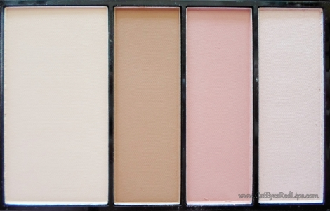 makeup revolution powder contour blush review