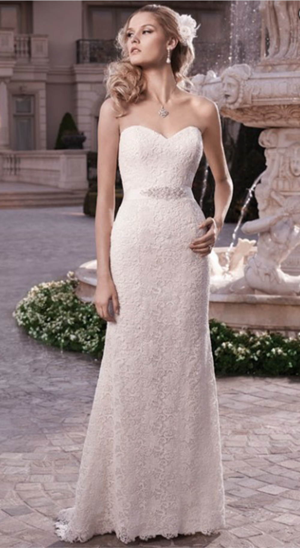 Landy Bridal Gorgeous Gown Collection | Cat Eyes Red Lips